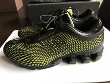 Porsche Design Sneakers Pre-Owned Size 12 US Black/Green