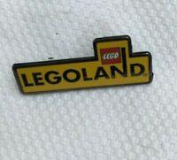 Lego Land Pin Blocks Building Metal Enamel Toy Souvenir Travel