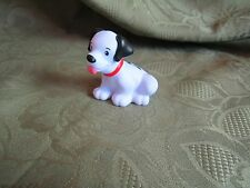 Fisher Price Little People Fire rescue station dog dalmatian spots pet shop pup