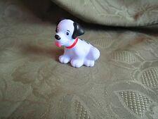 Fisher Price Little People Fire rescue station dog dalmatian spots pet shop pup