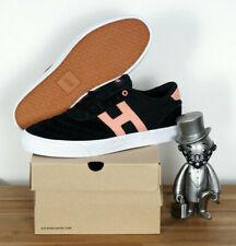 Huf Worldwide Footwear Skate Schuhe Shoes Galaxy Black Black Suede 11/44,5