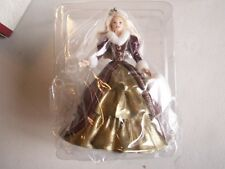 Holiday Barbie Keepsake Ornament Collector Series (black on box)