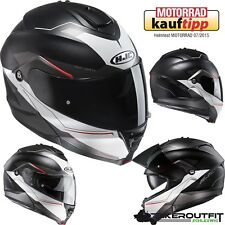 HJC plegable casco is-Max 2 II ismax 2 mc-1sf magma casco con parasol talla L 59/60