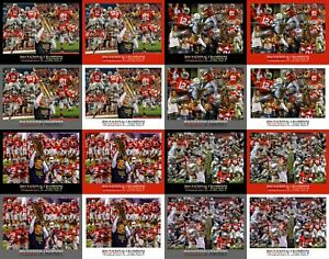 Ohio State Buckeyes National Champions Urban Meyer NCAA Football Art CHOICES