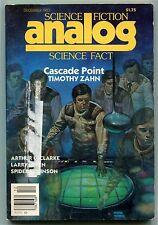 ANALOG Science Fiction Magazine 1983 12 Issue Lot