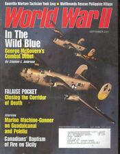 WORLD WAR II SEP 01 GERMAN NAVAL MINES_NORMANDY FALAISE_USMC GUADALCANAL PELELIU
