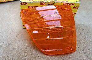 NEW Mercedes Benz W116 turn signal light lens Bosch 280SE 350SE 450SEL S SE SEL