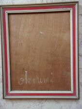 Cadre Ancien en Bois Doré 52 X 42 cm