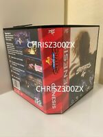 Limited Run Streets of Rage 4 Classic Edition PS4 Playstation 4 Clam Shell Case
