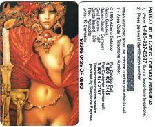 Alberto Belasco Aphrodite Collectible Phone card