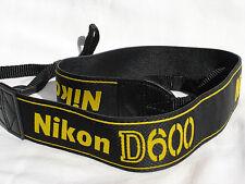 NIKON D600 CAMERA NECK STRAP  #00215