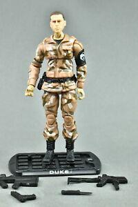 """GI Joe Rise of Cobra Duke v37 Kmart 4 pack ROC 3.75"""""""