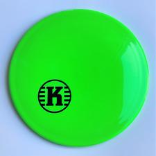 Kastaplast K1 Poison Green Stal, Black K Stamp, 172g, New