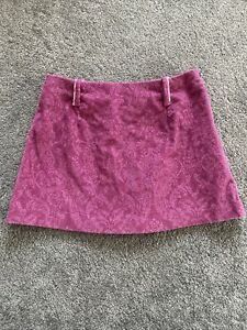 Burberry Girls Skirt In Size 6years