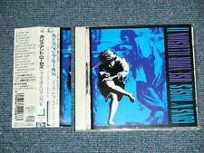 GUNS 'N' ROSES Japan 1991 MVCG-44 NM CD+Obi USE YOUR ILLUSION II