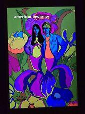 Dear Love Chereskin Psychedelic Art Blacklight Poster Woodstock Pot Weed