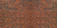 Self-adhesive Brick Paper Strips for O Scale Model Railroads - 5 Peel and Stick