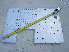 OPTICAL ALUMINUM BREADBOARD OPTICS TABLE for LASER or HOLOGRAMS ETC. BIN-OUT