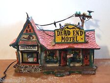 Dept 56 Halloween Dead End Motel #55377 NIB (Y327)