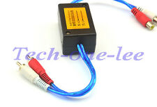 12V Car Voice Remove Frequency Filter Auto Audio Filter Noise Interference