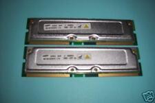 512MB SAMSUNG PC1066-32P RIMM RAMBUS RDRAM 2x 256MB non-ECC modules