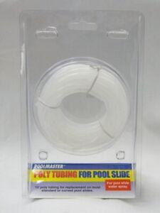 Poolmaster 36630 Swimming Pool Slide Replacement Tubing 12' Poly Tubing  36631