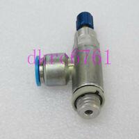 1 pcs FESTO GRLA-1//4-QS-6-D  193146 Gas joint