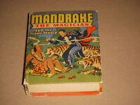 Mandrake the Magician, Better Big Little Book #1418, 1946, VG+ Complete, Whitman
