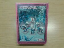 Warhammer FANTASY Lizardmen SAURUS TEMPLE GUARD COMMAND metal OOP sealed