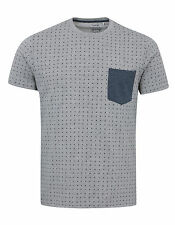 mans grey/navy t shirt size xxl