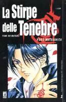 manga STAR COMICS LA STIRPE DELLE TENEBRE COMPLETA 1/11