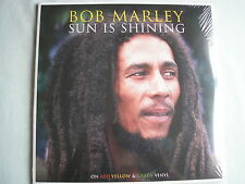 BOB MARLEY Sun Is Shining UK triple LP 2016 new mint sealed coloured vinyl