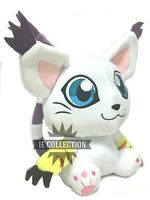 DIGIMON GATOMON PELUCHE 30 CM pupazzo Adventure Salamon Nyaromon Tailmon plush