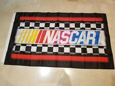 """Nascar  Original New  Banner 65"""" x 35"""" , about 20 +Years old"""