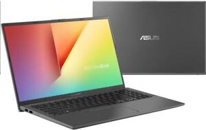 "Asus VivoBook 15 15.6"" Laptop i7-1065G7 8GB RAM 256GB SSD Grey X512JA-EJ571T"