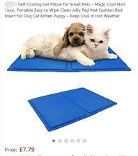 Dog Cooling Mats For Sale Ebay