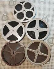 pellicole 16mm film pizze cinema cinematografiche lotto bobine documentari spot