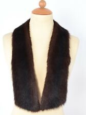 US592 Genuine Women Marmot Fur Collar Scarf Shawl Stole - Murmeltier Stola