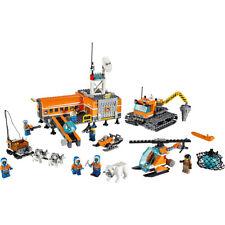 783PCS City Snow Base Camp Arctic Building Blocks Bricks Model Figures Toys Sets