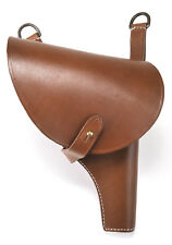 RUSSIAN M 1895 NAGANT LEATHER HOLSTER