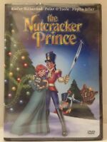 The Nutcracker Prince (DVD, 2004) FACTORY SEALED