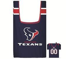 Houston Texans Bag in a Pouch Reusable Shopping Bag