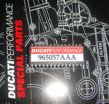 Ducati St4 Eprom Chip Para Abrir de escape, Slip-on, 965057aaa iaw16m 08054 / 12