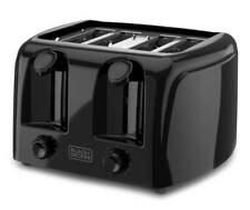 Black & Decker 4-Slice Toaster TR0004BD