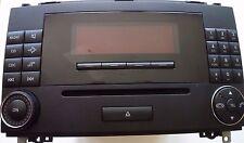 Mercedes Bediengerät Audio 20 CD Player  W169 A Klasse A1698204789 Autoradio