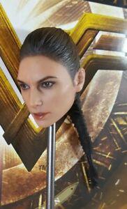 Hot Toys MMS424 Wonder Woman Gadot Training Armor action figure's Head Sculpt