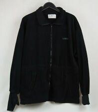 HandCuffs Mens Jacket Black Fleece Size XXL Cuffs Convert to Half Finger Gloves