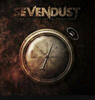 Sevendust - Time Travelers and Bonfires [CD]