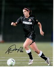 ALEX MORGAN Signed Autographed USA SOCCER Photo