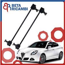 Tiranti Barra Stabilizzatrice Alfa Romeo Giulietta Mito Biellette Anteriori 2 Pz